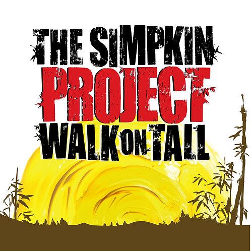 Walk on Tall CD