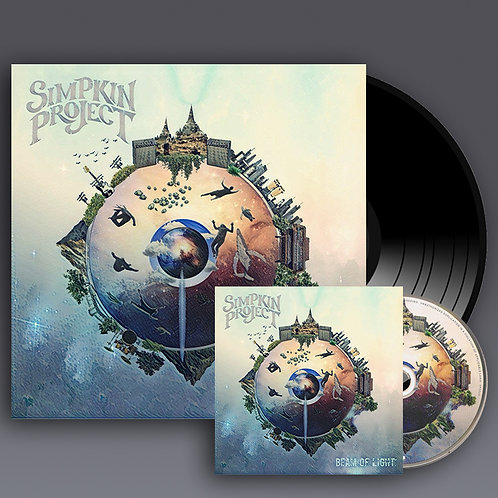 Beam Of Light CD + Vinyl Bundle