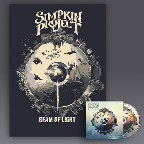 Beam of Light LE Poster + CD Bundle