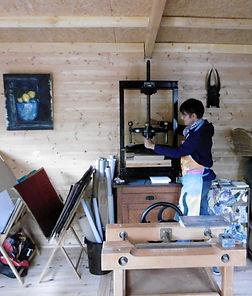 Sylvie Génot Molinaro Atelier Slcréation