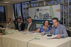 Dia Internacional da Pcd - Geraldo Nogueira