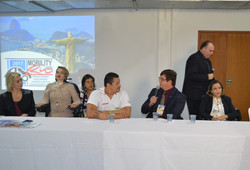 Participação do Subsecretário Geraldo Nogueira na mesa de abertura da Feira Mobility & Show Rio