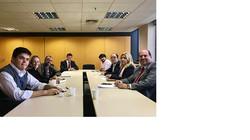 Reunião sobre acessibilidade na OAB