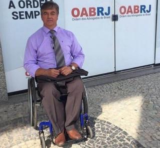 Advogado Geraldo Nogueira será subsecretário da Pessoa com Deficiência do Rio