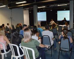palestra cidade pdc Geraldo Nogueira