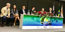 Participação do Subsecretário Geraldo Nogueira no Simpósio Paradesportivo Carioca