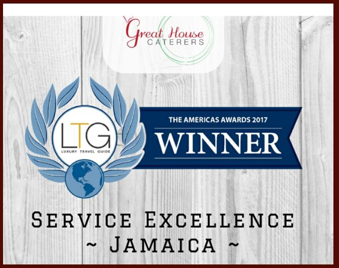 LTG Service Excellence Award
