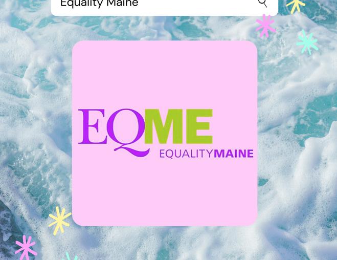 Equality Ma ine