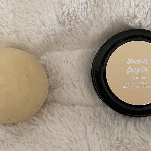 Vanilla Aromatherapy Relaxation Dough