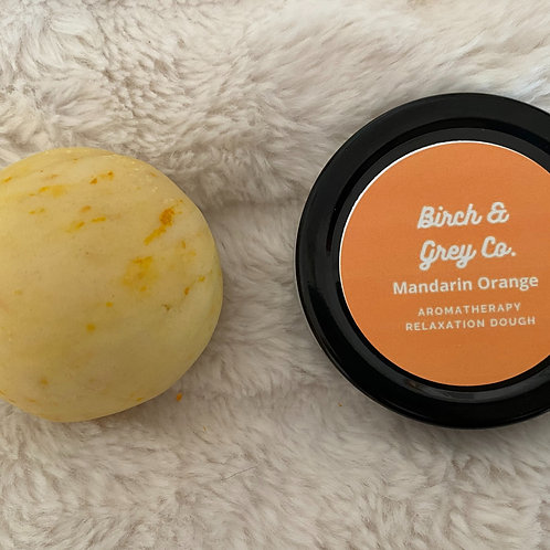 Mandarin Orange Aromatherapy Relaxation Dough