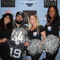 NFL Alumni Las Vegas Draft Party
