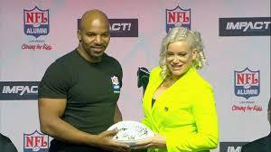 NFL Alumni Las Vegas Chapter & Impact Wr