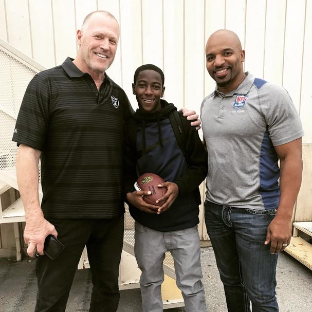 NFL Alumni Las Vegas Chapter and Core Ac