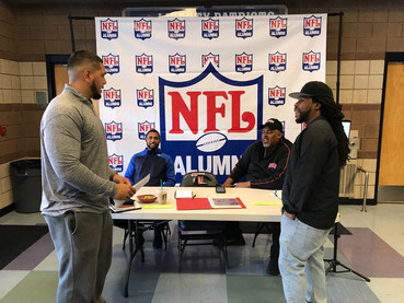 NFL Alumni Las Vegas Chapter - Membership Drive