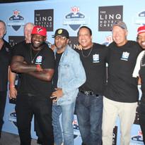 NFL Alumni Las Vegas Draft Party