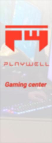 I Playwell Gaming Center kan du feire bursdagen din, være med på drop-in og joine esportakademiet hvor du vil lære verktøy for å bli en bedre gamer.
