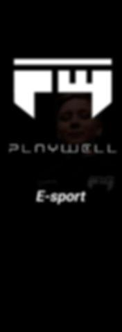 Bli kjent med Playwell e-sport! Her finner du informasjon om e-sport utøverne våre, nyheter og merchandise.