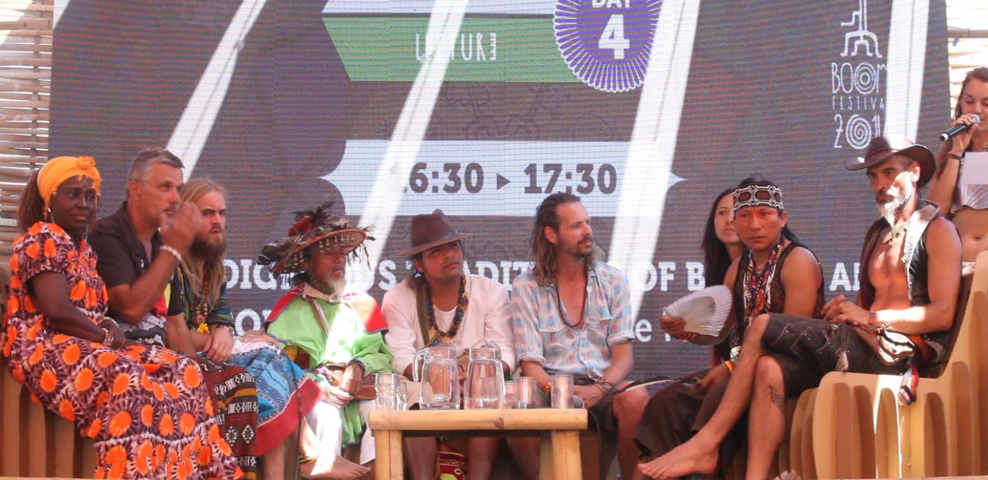 Wisdom Keepers Panel