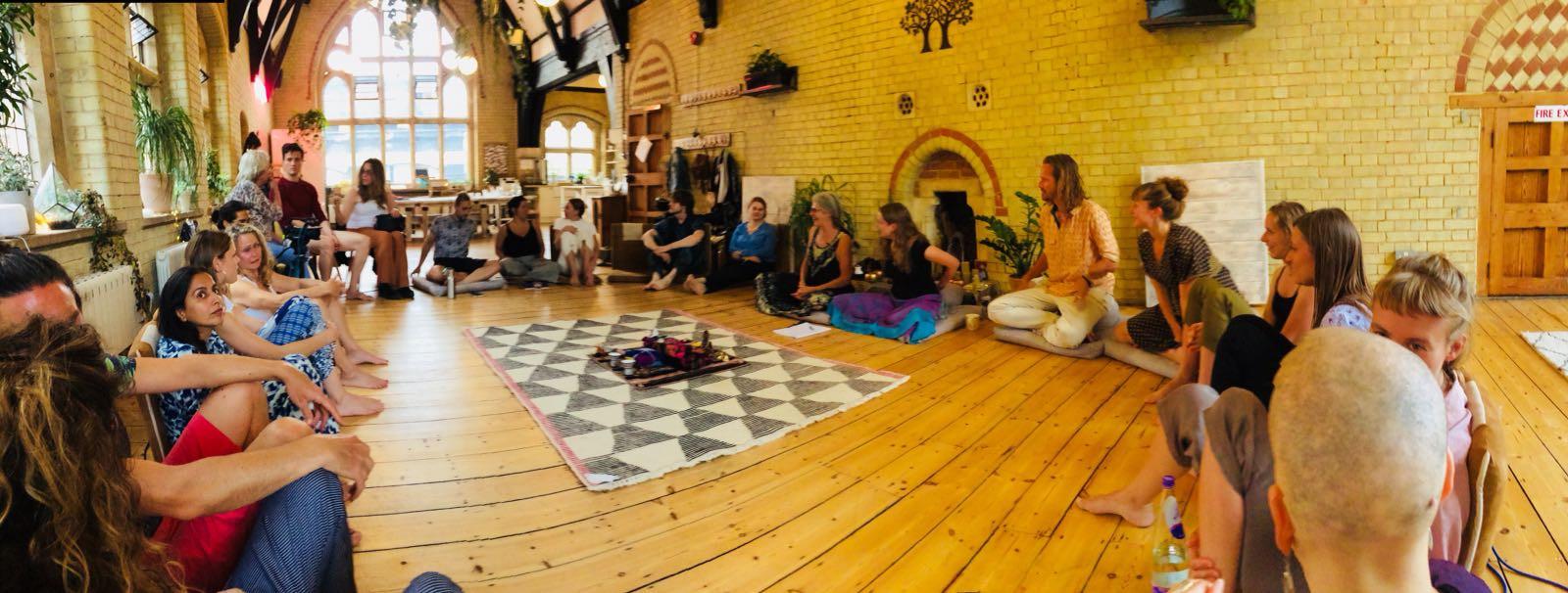 Ellen Kittredge & Debra Deglyn / Re-harmonizing with Nature: Healing Self, Community, World