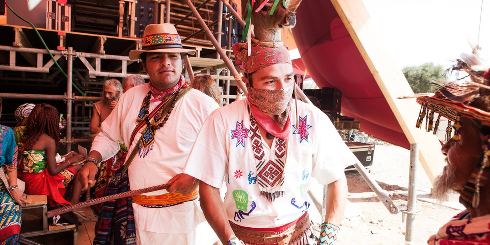 Salvador & Oscar Cruz / Opening Ceremony