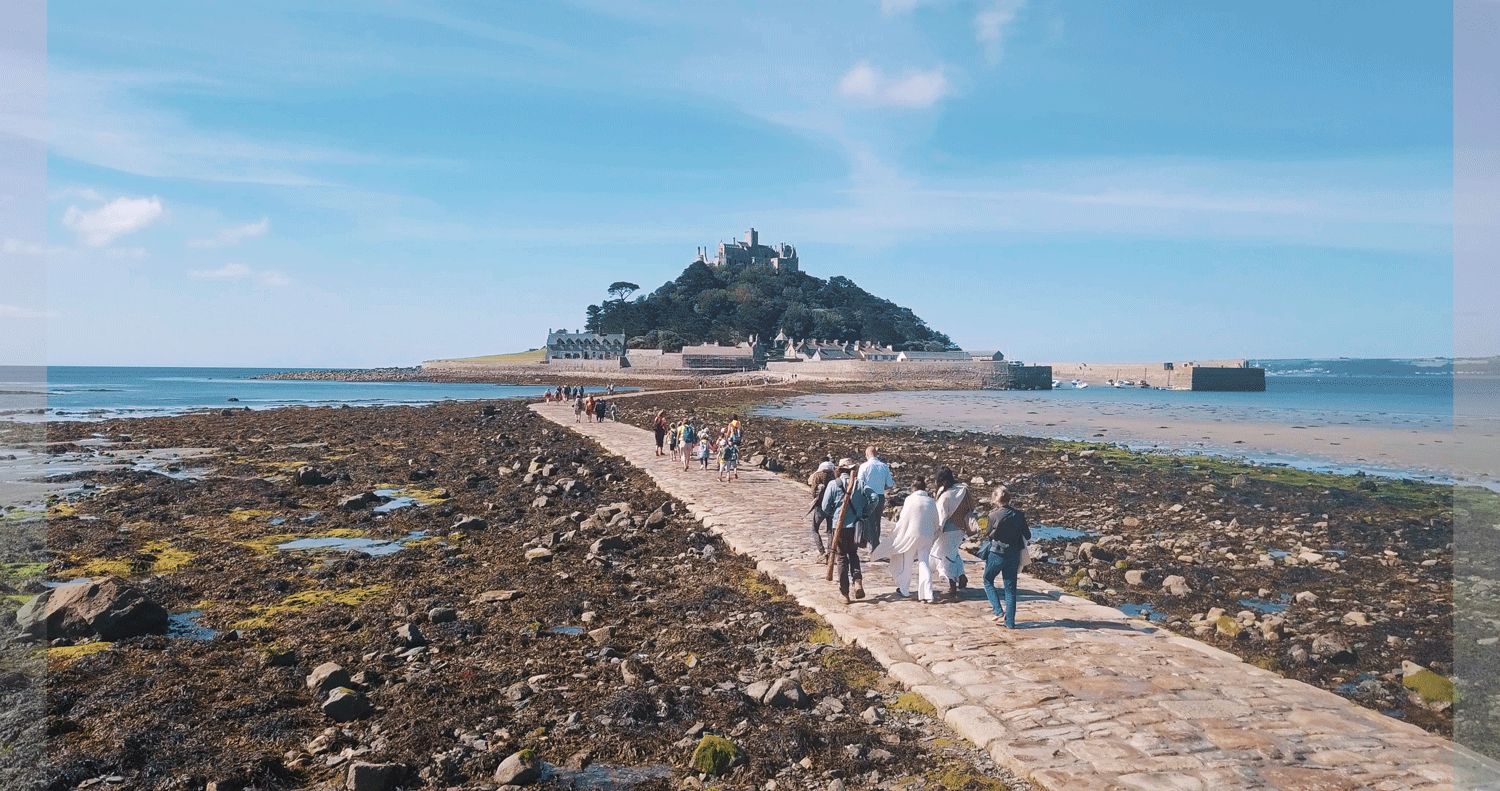 Summer Pilgrimage 2019 / St. Michael's Mount Cornwall