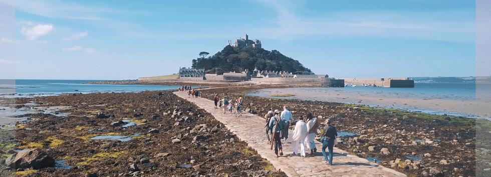 Summer Pilgrimage 2019 / St. Michael's Mount Cornwall
