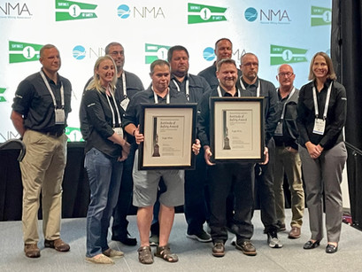 Eagle Mine Awarded Premier Safety Award Two Years in a Row