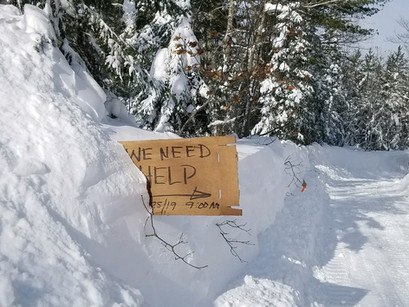 Stranded Snowmobilers Find Rescue & Refuge with Eagle Mine
