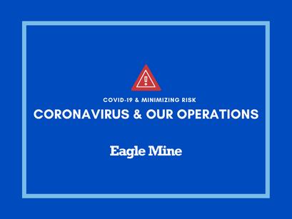 Coronavirus (COVID-19) & Our Operations