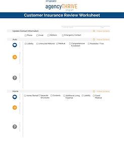 Insurance Review Worksheet Interactive.j