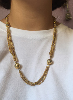 Necklace-- available in online store