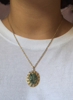 Necklace- available in online store