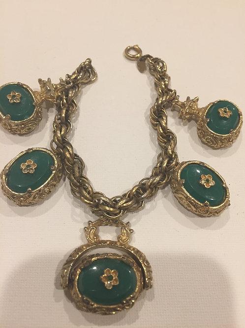 Exquisite Benedikt charm bracelet