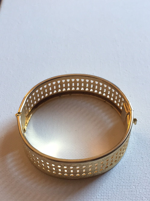 Gold Toned Bracelet