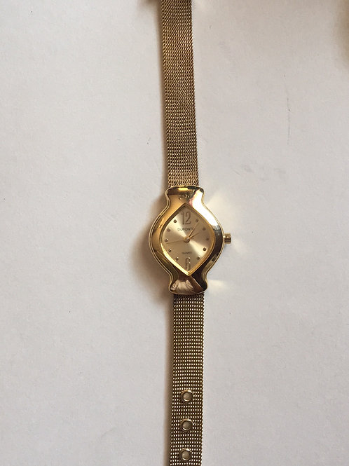 Vintage Dufonte gold toned watch