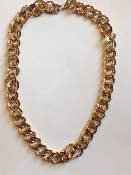Gold Toned Chain