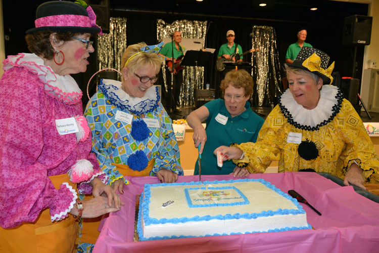 2016 Birthday Cake
