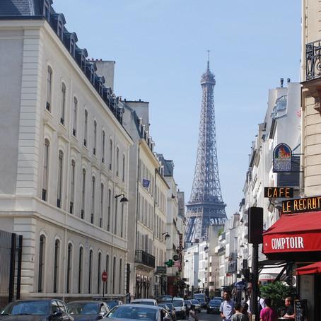 Dave in Paris