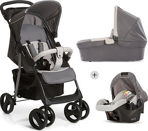 Hauck Shopper SLX Trioset Kinderwagen -