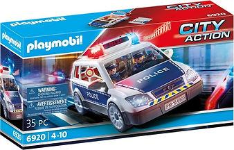 PLAYMOBIL City Action Polizeiauto