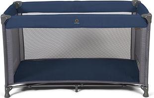 Topmark Charlie campingbed blauw