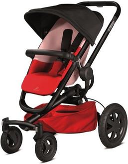 Quinny Buzz Xtra kinderwagen rood