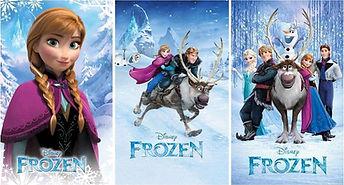 Disney Frozen posterset.jpg