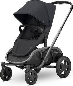 Quinny Hubb Mono Kinderwagen - Black on