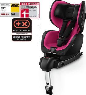 Recaro optiafix autostoel