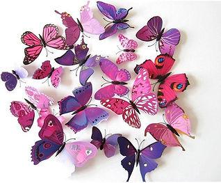 3D Vlinders Muursticker kinderkamer.jpg