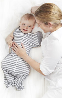 moeder met baby in Love To Dream™ Stage