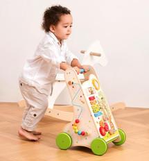 New Classic Toys Houten Activiteiten Duw- Loopwagen.jpg