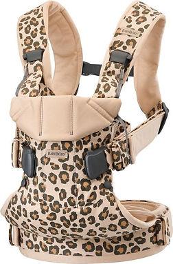 Babybjörn One draagzak luipaardprint.jpg