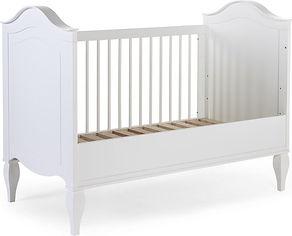 Childhome - Romantic White - Meegroei bed  ledikant - 70x140 cm - Wit.jpg